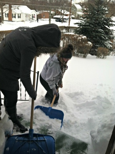 everyday im shovelin